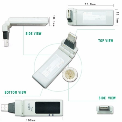 Wireless Digital Video USB Receiver