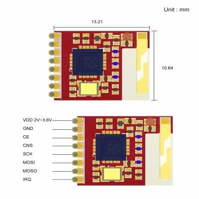 TRW-2.4GAR1 2.4GHz雙向模組