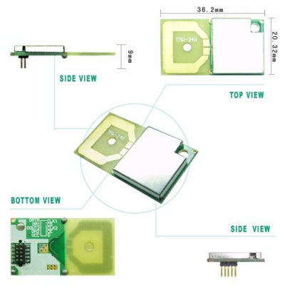 TRW-24G 2.4GHz 雙向模組