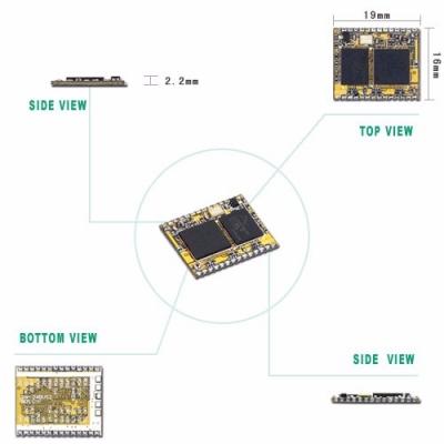 TRW-24BUS2 2.4GHz 無線藍牙模組