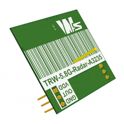 TRW-5.8GHz Wireless Radar Transceiver Module