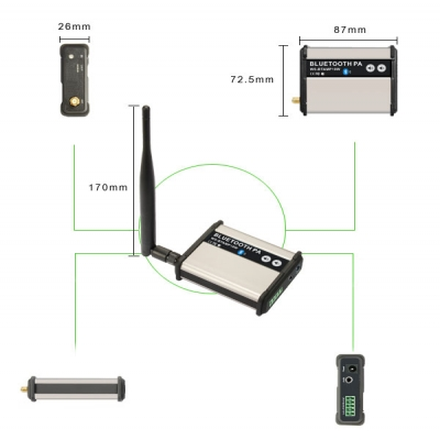 Bluetooth PA