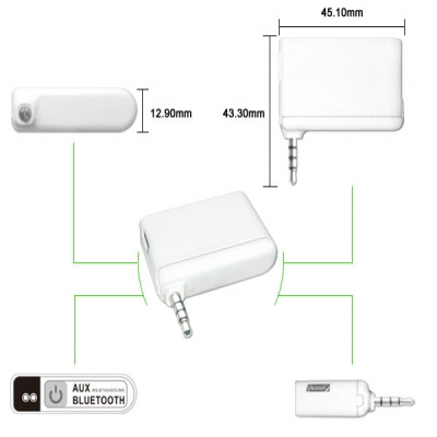 Bluetooth AUX Receiver