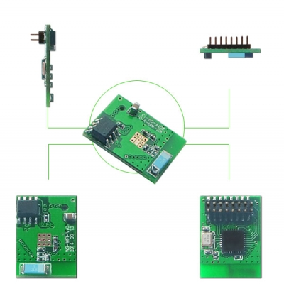 WS-WIFI 2.4GHz ISM BAND WiFi MODULE