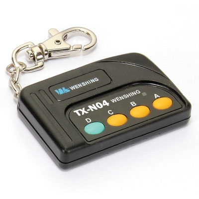 TX-N04 Remote Control  (Copy Type)