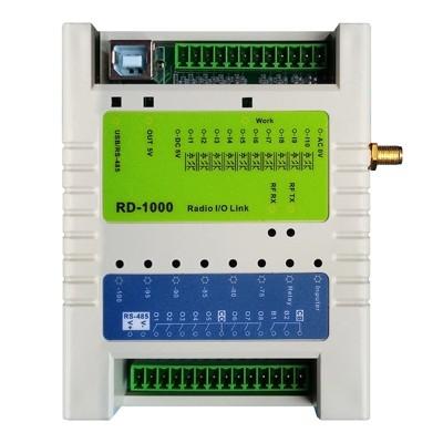 RD-1000 無線跳頻控制傳輸器