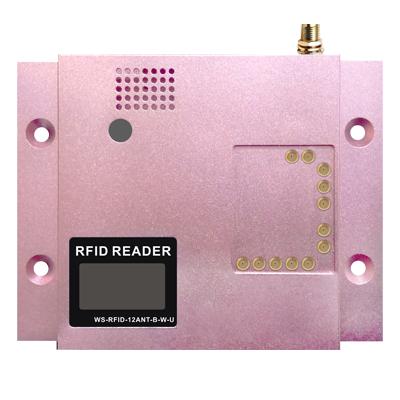 UHF RFID 12 Antenna Reader