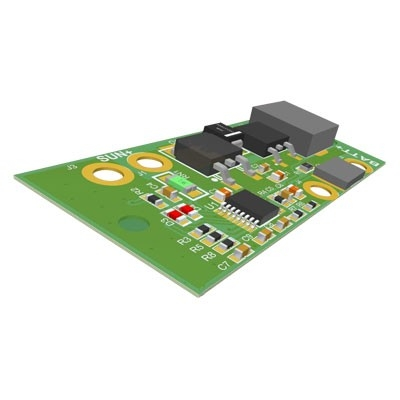 Solar Power Management Charging Module