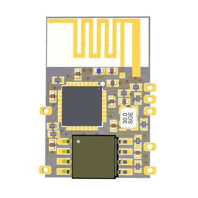 WS-WIFI-UART1 2.4GHz WiFi 模組